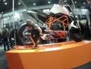 KTM - Motorradmesse Leipzig 2013