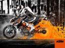 KTM Orange Days 2014 - Testrides für alle KTM-Modelle