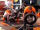 KTM Race Service - Profi-Unterstützung für KTM-Fahrer