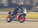 KTM RC 125 Supersportler in klein