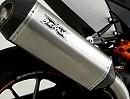 KTM RC 8 mit REMUS Komplettanlage Racing