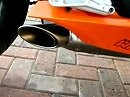 KTM RC8 RedBull with full Akrapovic Exhaust