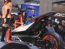 """KTM Scooter """"E-SPEED"""" auf der Tokyo Motorcycleshow 2013"""