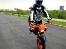 KTM SMC 660 Motard-Action