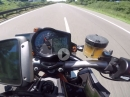 KTM Superduke 1290 R Beschleunigung & Durchzug (0-100 kmh, 100-200 kmh) GPS
