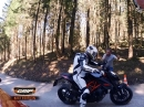 KTM Superduke vs. BMW M4 Making of vom 'Bergrennen' | GRIP - BIKE EDITION