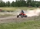 KTM SX ATV Präsentation