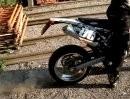 KTM SX Bornout