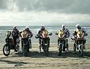 KTM Vorbereitung auf die Dakar 2012 in Südfrankreich