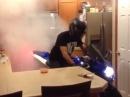 Crazy Küchen Burnout: Parkett runiert, Möbel besaut - Mami muss renovieren