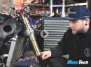 Kühlsystem, Kühler, Halter, Alurohre - MotoTech Rennmotorrad - How To