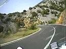 Küstenstraße Magistrale in Kroatien mit GS Motorradreisen