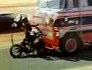 """Mad Max 1 - Kult-Action-Film in dem das """"Motorrad"""" eine Hauptrolle spielt."""