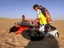 Kupplungsschaden bei Matthias Walkner - Dakar 2021 Etappe2: Bisha > Wadi Al Dawasir