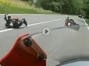 Kurioser Crash KTM Super Duke GT - Was ist da passiert?