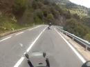 Kurven Eldorado Sardinien: Von Meana Sardo zum Valico Sa Casa