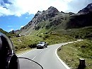 Kurvengaudi auf der Silvretta - Hochalpenstrasse,