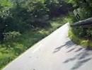 Kurvenknallen im Teutoburger Wald mit Yamaha FZS 1000 Fazer
