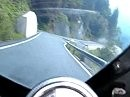 Kurvenspaß im Lesachtal Richtung Kötschach