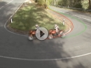 Kurventechnik, Kurven hinterschneiden mit dem Motorrad so geht das!