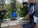 Kurventechnik, Linienwahl, 'Buskurve' mit Varahannes & KurvenradiusTV im Schwarzwald