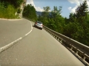 Kurvenwetzen am Hochkönig (Österreich)