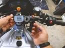 """KurvX Motorrad """"Kurventrainer"""" - Vorstellung, Features, Installation von ChainBrothers"""