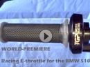 Kurzhub Gasgriff für E-Gas für 2015er BMW S1000RR
