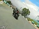 Kyalami onboard - Ducati Superbike School - 46Kam On-Bike Camera