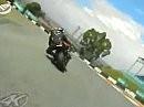 Kyalami onboard - Ducati Superbike School - 46Kam On-Bike Camera