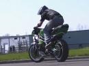 Kyle Sliger lässt es krachen - Hammer Stuntriding