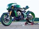 Lachgaseinspritzung NOS - Kawasaki Vulcan S - The Underdog by Jens Kuck