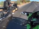 Läuft: Kawasaki Ninja ZX10R - Pure Sound