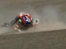Laguna Seca Race 1 - SBK-WM 2019 Highlights - Rea bezwingt Davies, Bautista stürzt