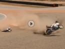 Laguna Seca Race2 SBK-WM 2017 Highlights - Jonathan Rea stürmt zum Sieg