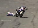 Laguna Seca SBK-WM 2014 Race2 Highlights - Chaosrennen