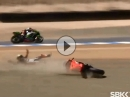 Laguna Seca SBK-WM 2016 Race 1 Highlights