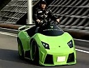 Lambo Quad - Tuts auch wenn die Kohle fürn Lamborghini nicht greifbar ist