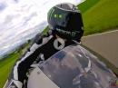 Curve Hunting: Landstraßen Onboard Mix mit Kawasaki Ninja ZX6R