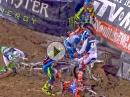 Las Vegas 250SX Highlights Monster Energy Supercross 2016 Stewart, Webb Champions
