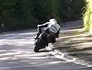Isle of Man 2011 Vollgas-Fest - Corse Lea mit 250 km/h das Knie am Randstein - Yeah!!!!