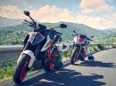 Laufleistung, Fazit Reifentest Dunlop Sportsmart 2 Max auf Sardinien von KurvenradiusTV