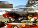 Lausitzring 21.04.2014 freies Fahren 3.Turn Honda VTR SP1