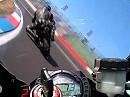 Lausitzring onboard mit Kawasaki ZX10R