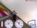 Lausitzring: Test Laptimer PZRacing Start Evo Video Render Triumph-Challenge