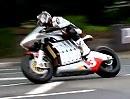 Lautlos - Isle of Man TT 2010 - TT-Zero Training Quatre Bridge