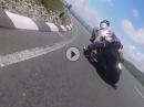 Lautlos rasen: TT Zero Race onboard - Isle of Man TT2017
