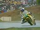 Le Mans 1987 250ccm Motorrad-WM (deutsch) WM-Lauf unter katastrophalen äußeren Bedingungen