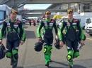 Le Mans 2015 mit Horst Saiger Technische Abnahme