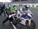Le Mans 2016 - Start 24 Stunden - Gänsehaut pur!